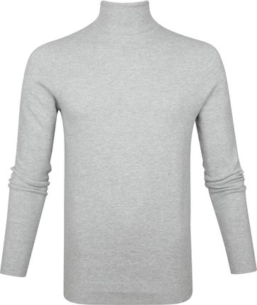 Profuomo Turtleneck Grey