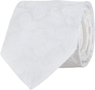 Profuomo Wedding Tie Paisley