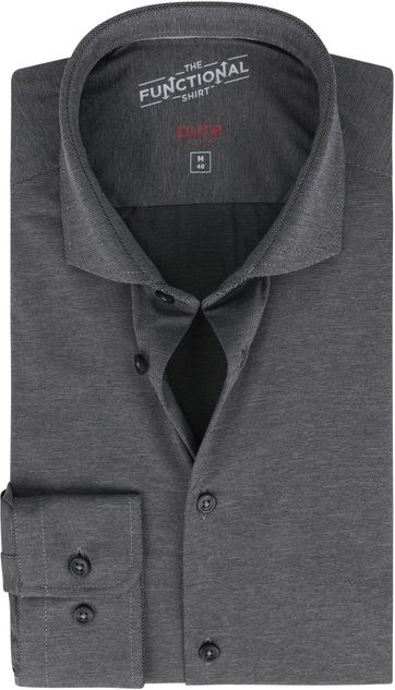 Pure Functional Shirt Anthracite
