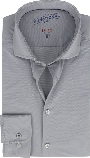 Pure Functional Shirt Grey