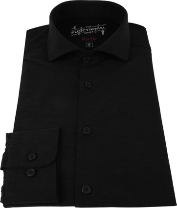 Pure H.Tico The Functional Shirt Black