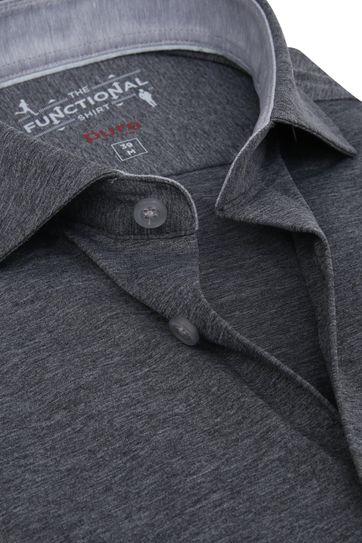 Pure H.Tico The Functional Shirt Dark Grey