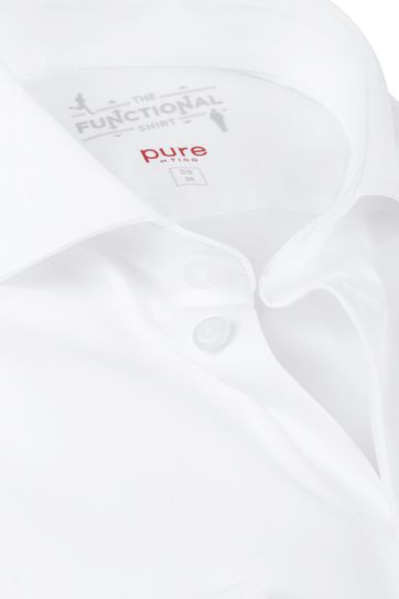 Pure H.Tico The Functional Shirt White