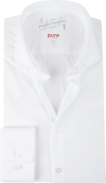 Pure H.Tico The Functional White Shirt