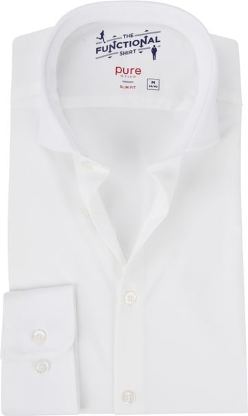 Pure The Functional Shirt White