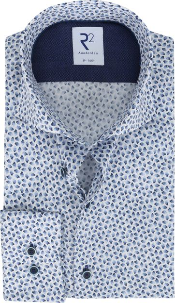 R2 Hemd Blaue Schalen