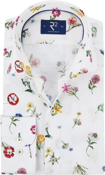 R2 Hemd Blumen