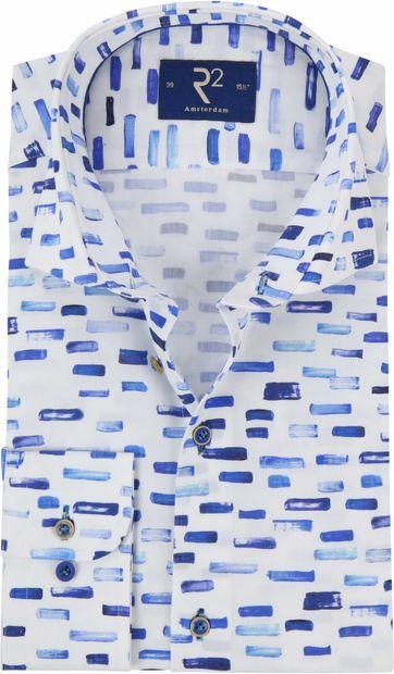 R2 Hemd Streifen