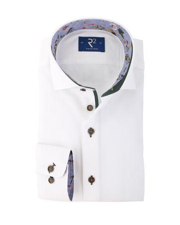 R2 Hemd Widespread Weiß
