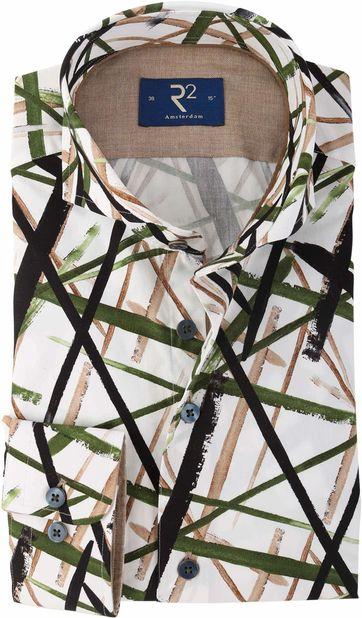 R2 Overhemd Bamboe