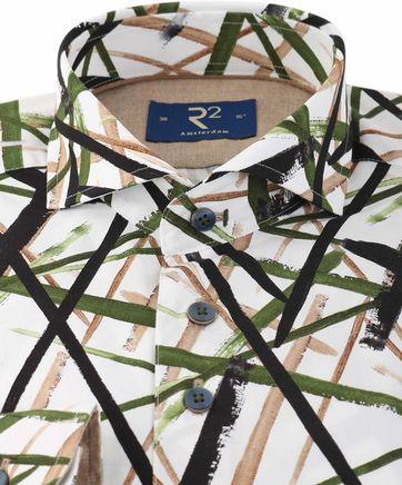 Detail R2 Overhemd Bamboe