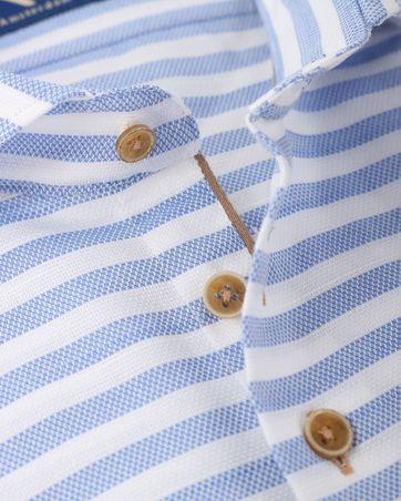Detail R2 Overhemd Blauwe Streep