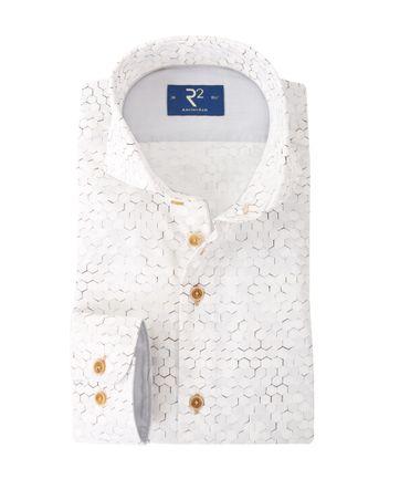 R2 Overhemd Honingraat