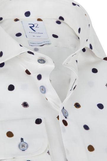 R2 Overhemd Stippen