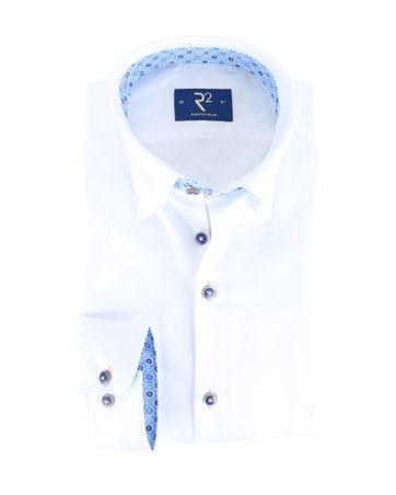 R2 Overhemd Wit