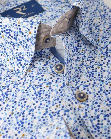 Detail R2 Overhemd Zeepbellen