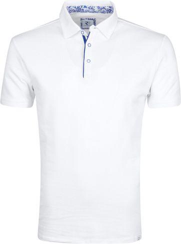 R2 Poloshirt White