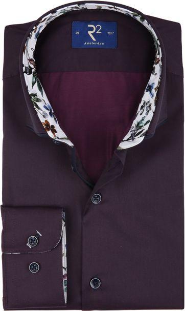R2 Shirt Dark Purple