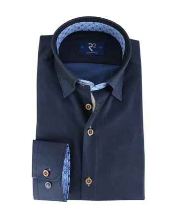 R2 Shirt Donkerblauw