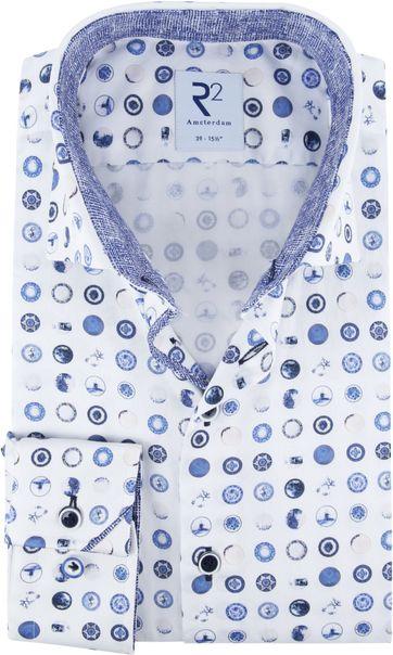 R2 Shirt Dutch Dessin