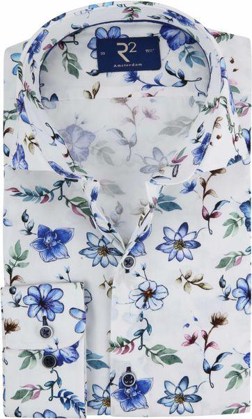 R2 Shirt Flower