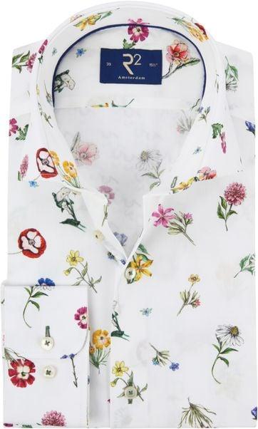 R2 Shirt Flowers