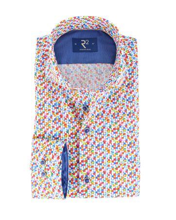 R2 Shirt Multi Print