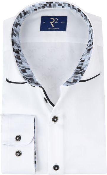 R2 Shirt Twill White