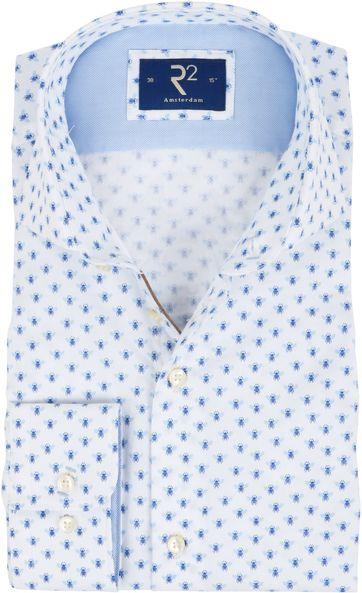 R2 Shirt White Bugs