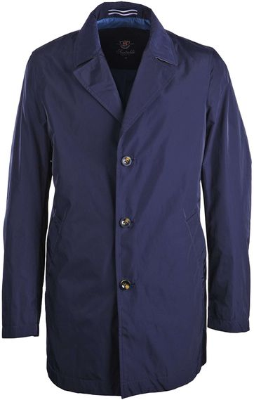 Raincoat Stockholm Dark Blue
