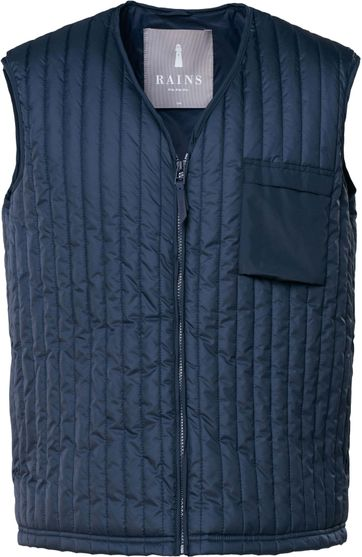 Rains Bodywarmer Navy