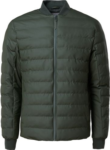 Rains Trekker Bomber Dark Green