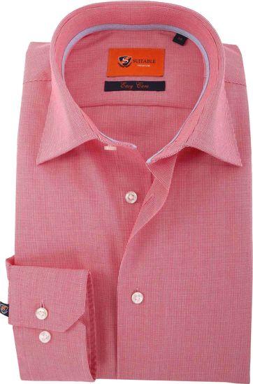 Red Checkered Shirt 51-05
