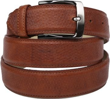Rehab Belt Buffalo Wall Cognac