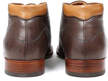 Rehab Shoe Adriano Croco Brown
