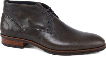 Rehab Shoe Cain Dark Grey