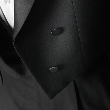 Detail Rokkostuum Wol Blend