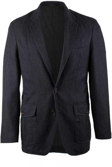 Safari Jacket Dark Grey