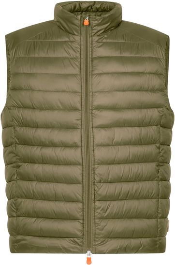 Save The Duck Bodywarmer Dusty Groen