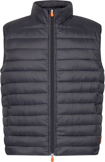 Save The Duck Bodywarmer Ebony Dark Blue