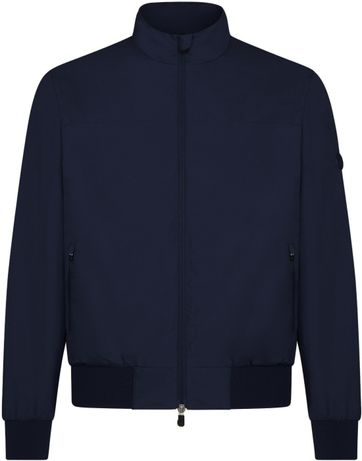 Save The Duck Bomber Jacket Dark Blue
