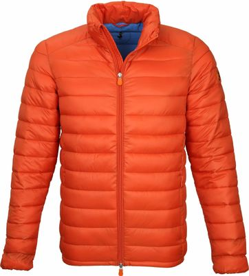 Save the Duck Giga Jacke Orange