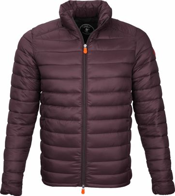 Save the Duck Giga Jacket Bordeaux