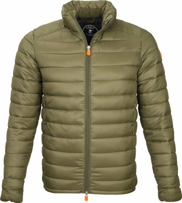 Save the Duck Giga Jacket Green
