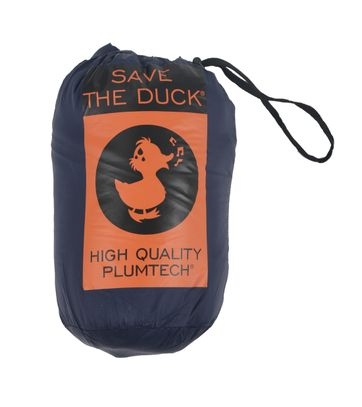 Detail Save the Duck Giga4 Jas Giubbotto Donker Blauw