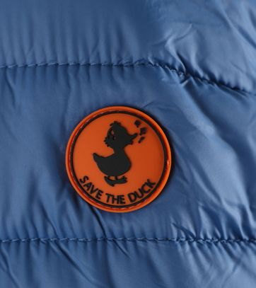 Detail Save the Duck Giga5 Jas Blauw