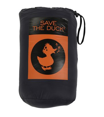 Detail Save the Duck Giga5 Jas Donkerblauw