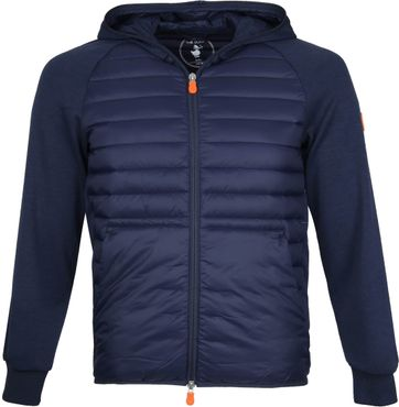 Save The Duck Giubbotto Jacket Dark Blue