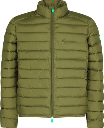 Save The Duck Jacke Olive