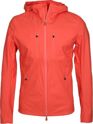 Save the Duck Jacke Rain6 Orange